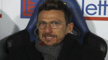 «Сассуоло» возвращает Ди Франческо на тренерский мостик