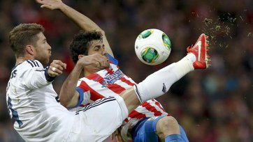 Рамос: «У нас с Костой не будет проблем в сборной»