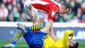 FA собирается дисквалифицировать Чарли Адама