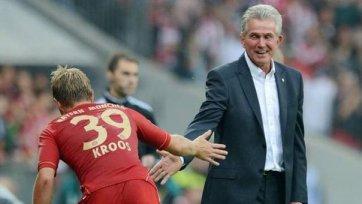 Хайнкес считает, что Кроосу не стоит уходить из «Баварии»