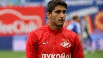 Арас Озбилиз может не сыграть против России