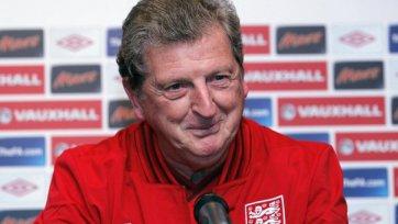 Ходжсон: «Матч против Дании последняя возможность просмотреть игроков»