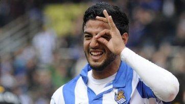 «Атлетико» положил глаз на Велу