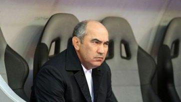 Бердыев все же займет место в тренерском штабе «Анжи»