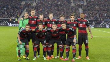 Победа Германии при невзрачной игре