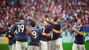 Франция сильнее голландцев