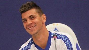 «Наполи» положил глаз на защитника киевского «Динамо»