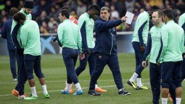 Руководство «Барселоны» проведет встречу с Мартино