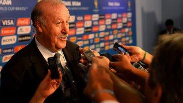Дель Боске: «Коста будет прибавлять от матча к матчу»