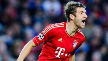 Мюллер: «Когда ты играешь в «Баварии», то слухи постоянно появляются»