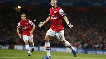 «Арсенал» нацелился на победу в Кубке Англии