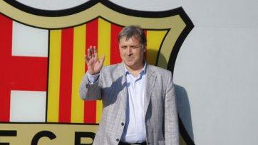 Мартино остается в «Барселоне»