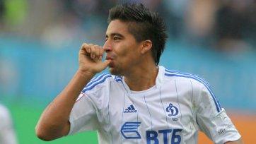 Нобоа: «Динамо» будет бороться за чемпионство»