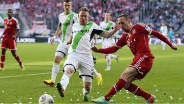 «Бавария» изничтожила «Вольфсбург»