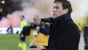 Руди Гарсия: «Никакого давления в преддверии игры с «Наполи» нет»