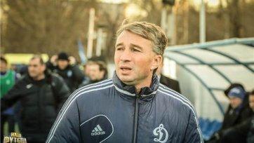 Дан Петреску: «Мы провели хороший матч даже в первом тайме»