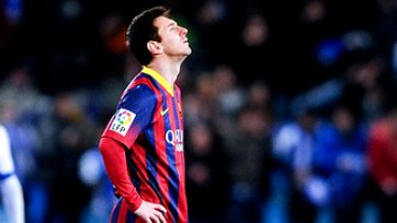 «Барселона» в зоне турбулентности