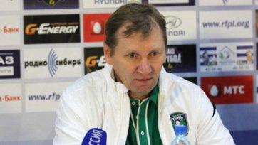 Баскаков: «Матчи с «Зенитом» - это всегда испытание»