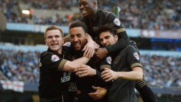 «Уиган» вновь сильнее «Ман Сити» в Кубке Англии!