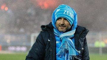 Лучано Спаллетти: «Не стоит искать причину в отдельных футболистах»