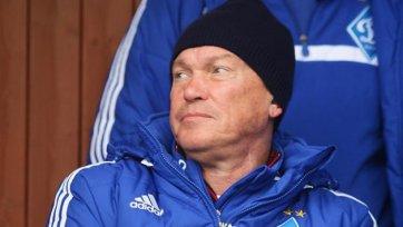 Олег Блохин: «В физическом плане мы хорошо готовы»