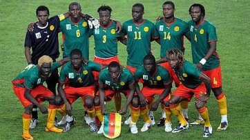 Камерун сыграет против Германии перед вылетом в Бразилию