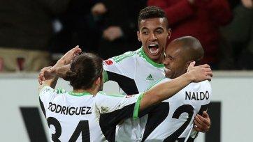 Луис Густаво не думает о смене клуба