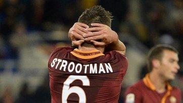 Ван Галь: «Травма Стротмана - большая потеря для сборной Голландии»