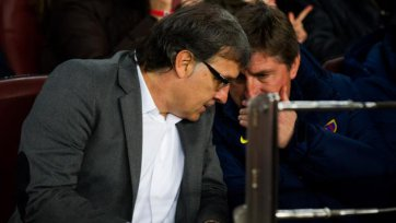 Президент «Барселоны» не собирается увольнять Мартино!