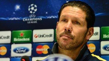 Симеоне: «Опасались «Милан». Здорово, что удалось пройти дальше»