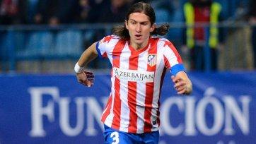 Филипе Луис: «Атлетико» хочет большего»