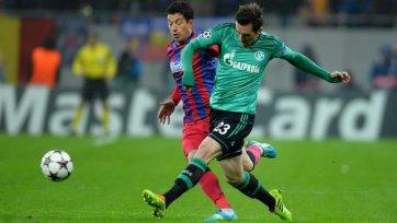 Фухс не сможет сыграть против «Реала»