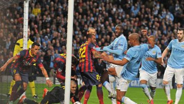 Анонс. «Барселона» - «Манчестер Сити». Есть ли у «горожан» основания для подвига?