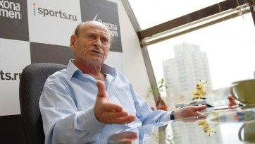 Рейнгольд: «В футболках «Спартака» бегали 11 жирных котов»