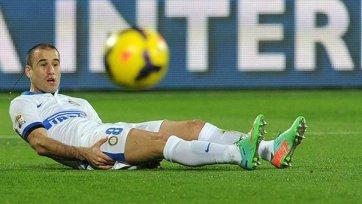 Паласио продлил свое соглашение с «Интером»