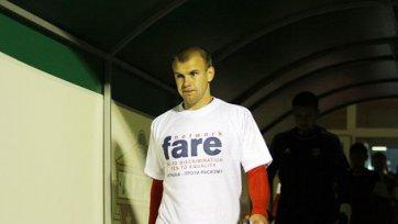 Опанасенко перейдет в «Черноморец» только летом