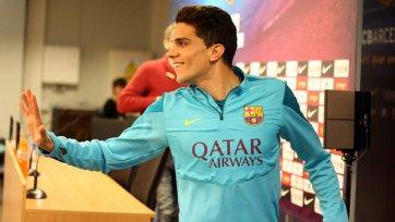 «Барселона» повесила 25 миллионный ценник на Марка Бартра