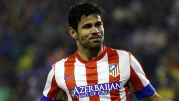 «Челси» предложит за Косту более 30 млн. евро