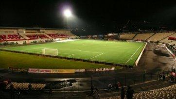 «Томь» переезжает на стадион «Амкара»