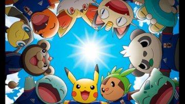 Символом сборной Японии на мундиале станет покемон