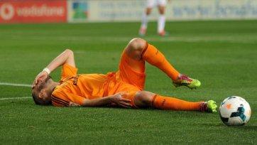 Бензема травмировался в матче с «Малагой»