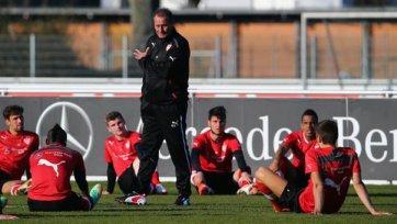 Хуб Стевенс: «Самоотдачей игроков доволен, результатом нет»