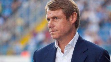 Кононов: «По сравнению с матчем против «Урала», значительно прибавили в атаке»