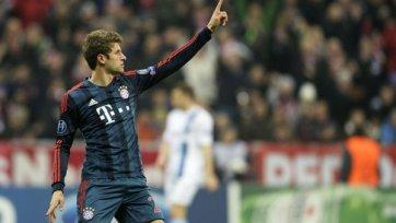 Мюллер: «Этой «Баварии» по силам выиграть ЛЧ три раза подряд»