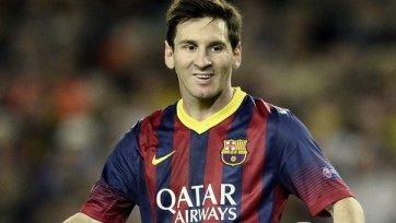 Лионель Месси и «Барселона» никак не могут договориться