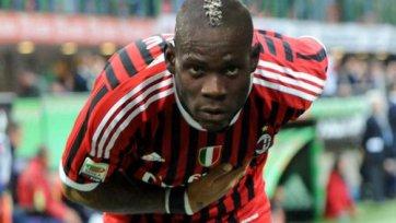 «Монако» интересуется форвардом «Милана»