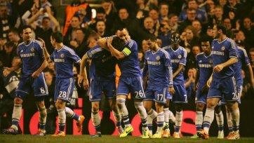 «Челси» оставляет «Галатасарай» за бортом ЛЧ