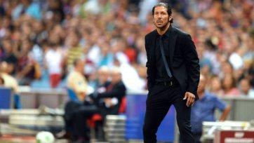 Диего Симеоне не против возглавить сборную Аргентины