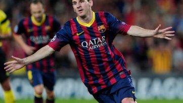 В «Барселоне» заверили, что Месси никуда не уйдет