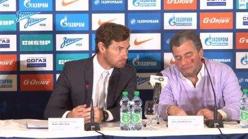 Виллаш-Боаш: «Летом будут трансферы, будем строить новую команду»